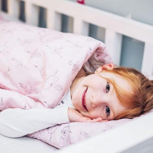 śpiworek do łóżeczka dla dziecka
